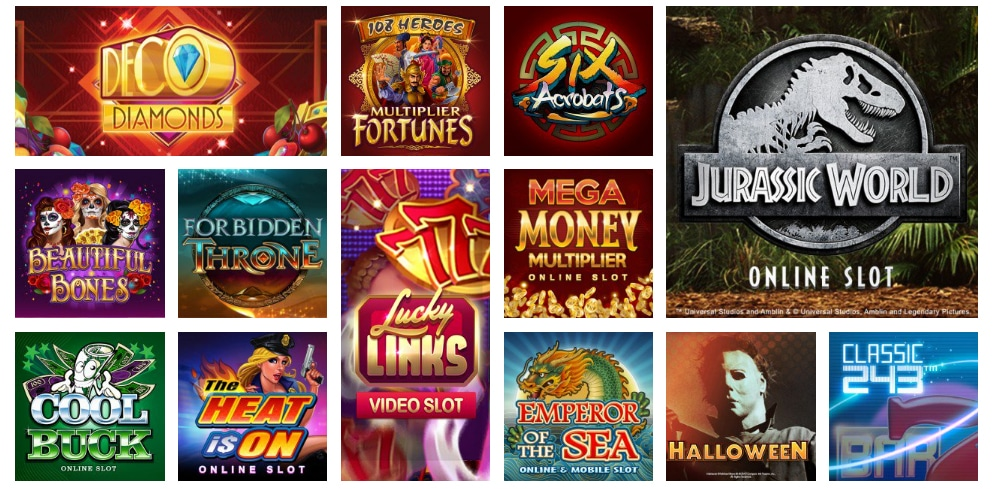 32red online casino slot games