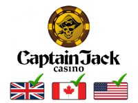 Captain Jack Online Casino