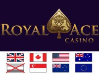 Royal Ace Online Casino Logo