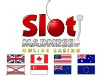 Slot Madness Online Casino Logo