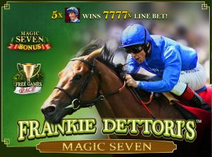Frankie Dettori's Magic Seven Online Slot