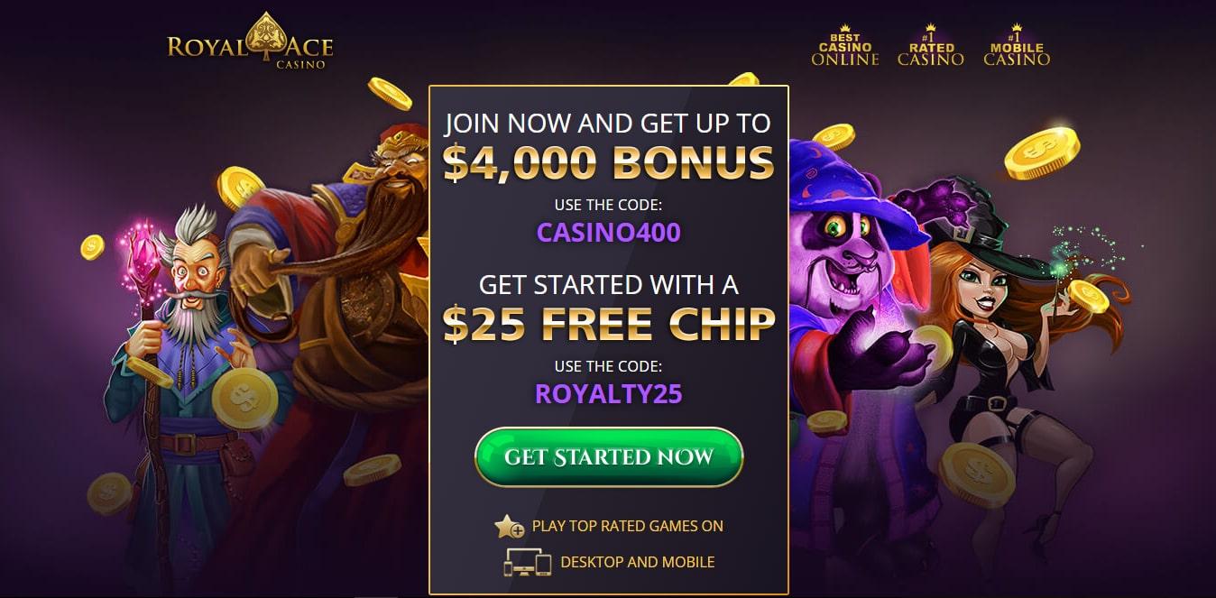 Royal Ace Online Casino