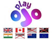 PlayOJO online casino logo
