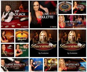 PlayOJO Online Casino Live Dealers