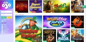 PlayOJO Online Casino Slots
