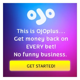 PlayOJO Money Back