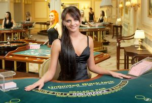 Popular Casino Table Games - Blackjack