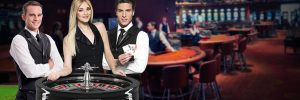 Popular casino table games - live dealers