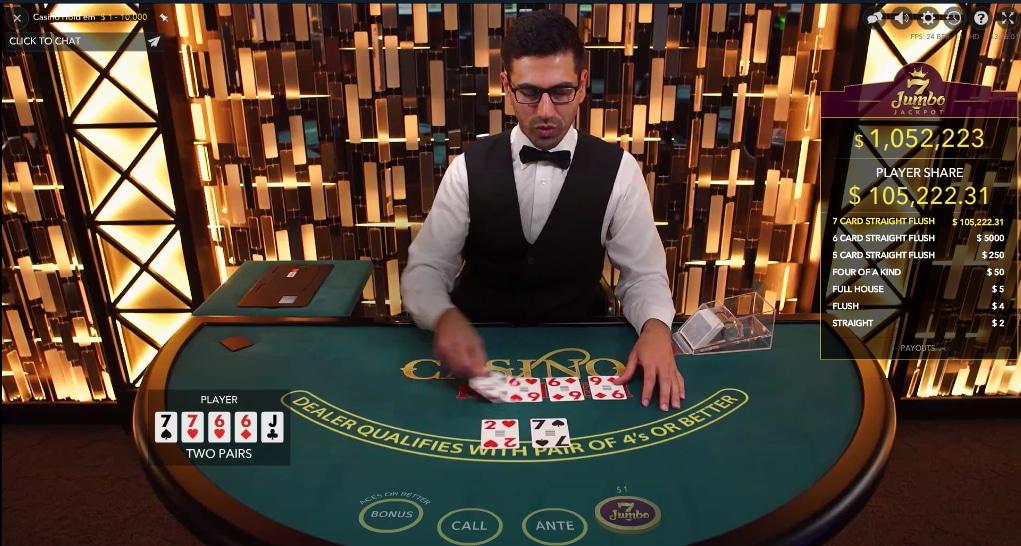 Texas Hold'em Live Poker
