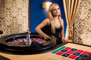 Live Dealer Casinos Roulette-Spiel