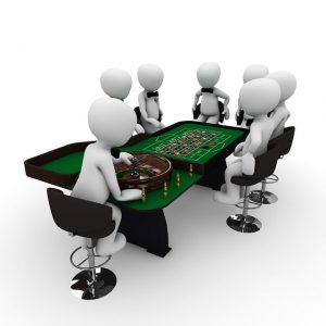 Live Dealer Casinos Roulette Table