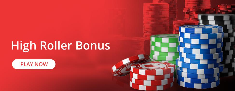 BetOnline Casino High Roller