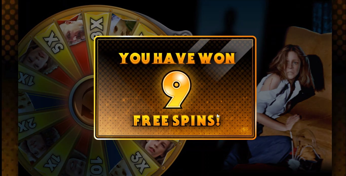 Halloween Slot Free Spins