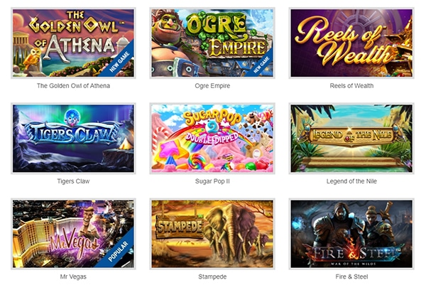 Sports Betting Casino Slots