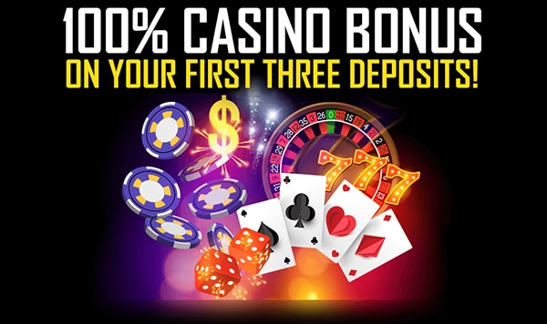 Sports Betting Casino Welcome Bonus