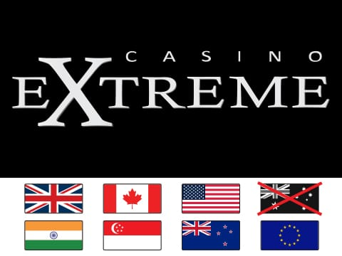 Casino Extreme 1 Review Get 50 Free Usa Welcome