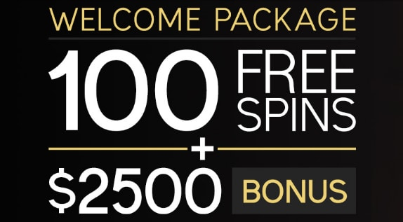 Vegas Crest Casino Welcome Bonus