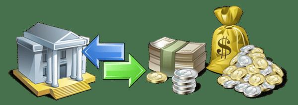 USA online casino banking
