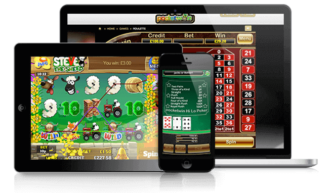 USA Casinos on Desktop Mobile Tablet