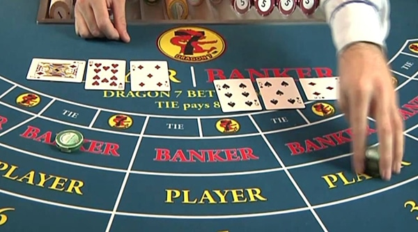 Baccarat best games to play at a casino