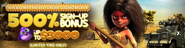 Big Spin Casino Sign Up Bonus