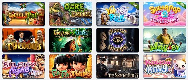 Big Spin Casino Slots