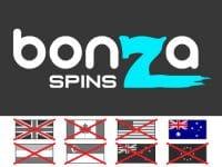 Bonza Spins Logo