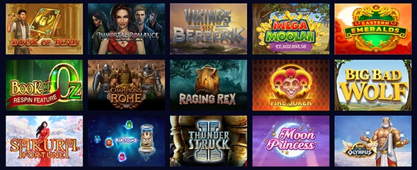 Genesis Casino Review Video Slots