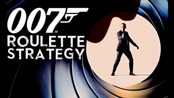 James Bond roulette strategy