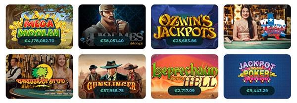 Casino Joy Jackpot Slots