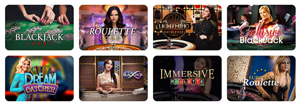 Casino Joy Live Dealers