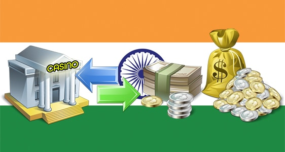 Indian Online Casinos Payment Options