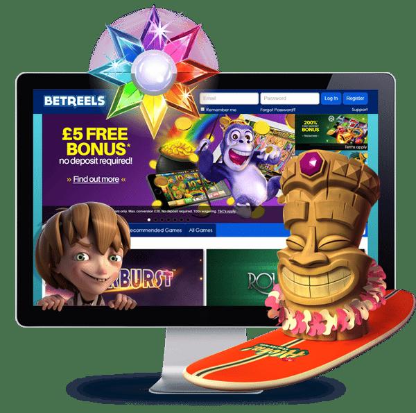 Betreels Casino Games