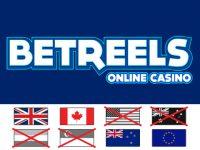 Betreels Online Casino Logo