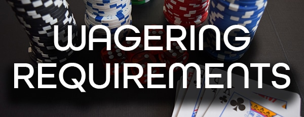 Casino welcome bonus low wagering sites