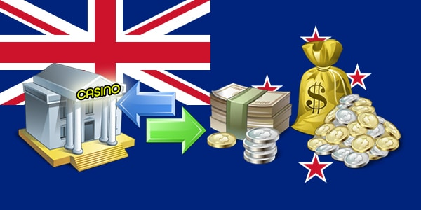 new zealand online casino banking options