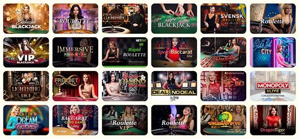 kassu casino live dealers