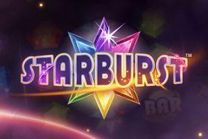 starburst slot review logo