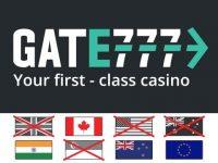 Gate777 Casino Logo