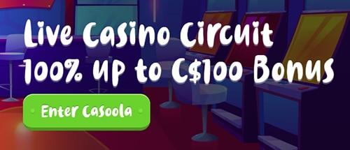 casoola casino live dealer