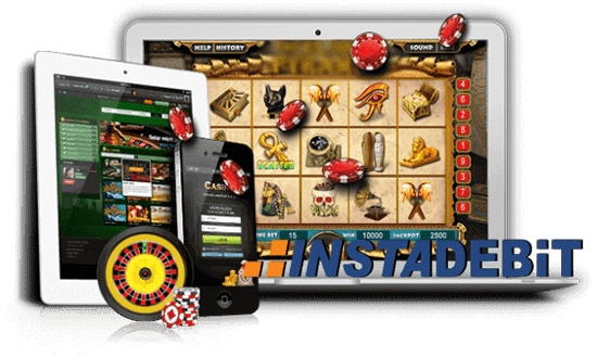 best casino sites InstaDebit
