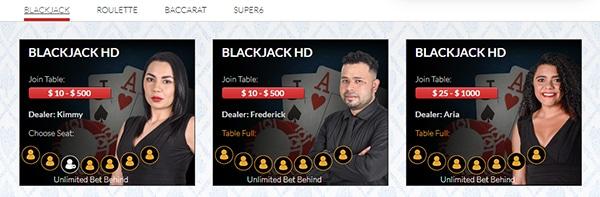 Aussie Play Casino Live Dealers