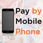 Pay by Mobile Phone Casino Sites