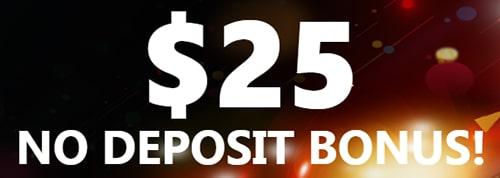 RedDog Casino No Deposit Bonus