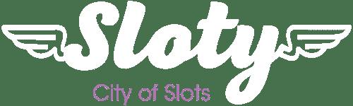 Sloty Casino Review Logo