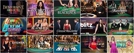 Spinit Casino Review Games