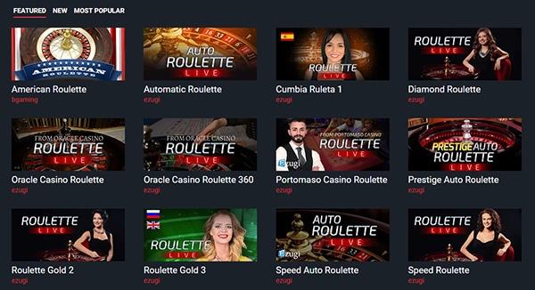 casino adrenaline roulette games