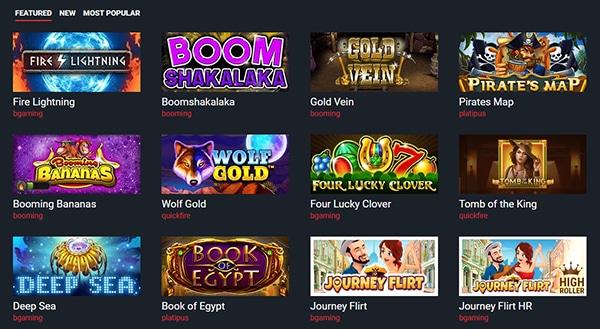 casino adrenaline slot games