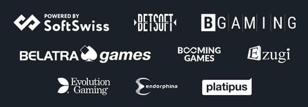 casino adrenaline software providers