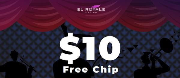 El Royale Casino Free Chip